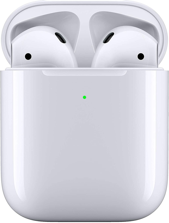 Apple Airpods 2 generation test bluetooth kopfhörer noise cancelling